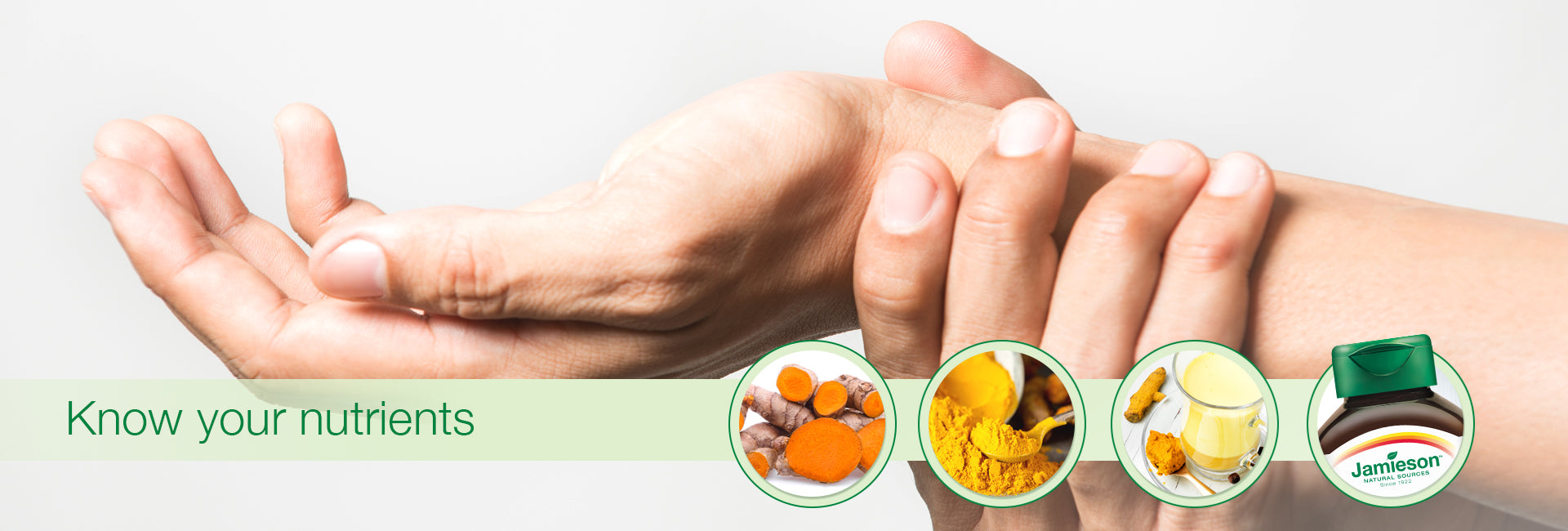 Know Your Nutrients: Turmeric