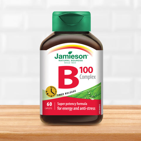 Stress Support and B100