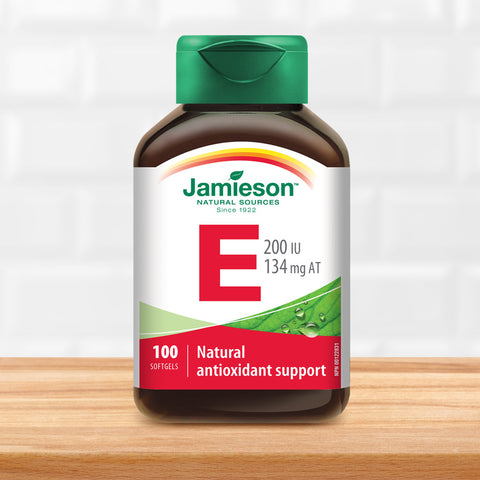 Vitamin E 200 IU/134 mg AT