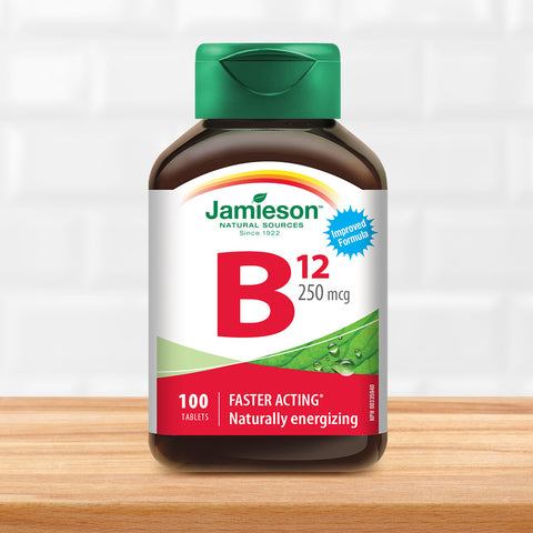 Vitamin B12 250 mcg (Methylcobalamin)