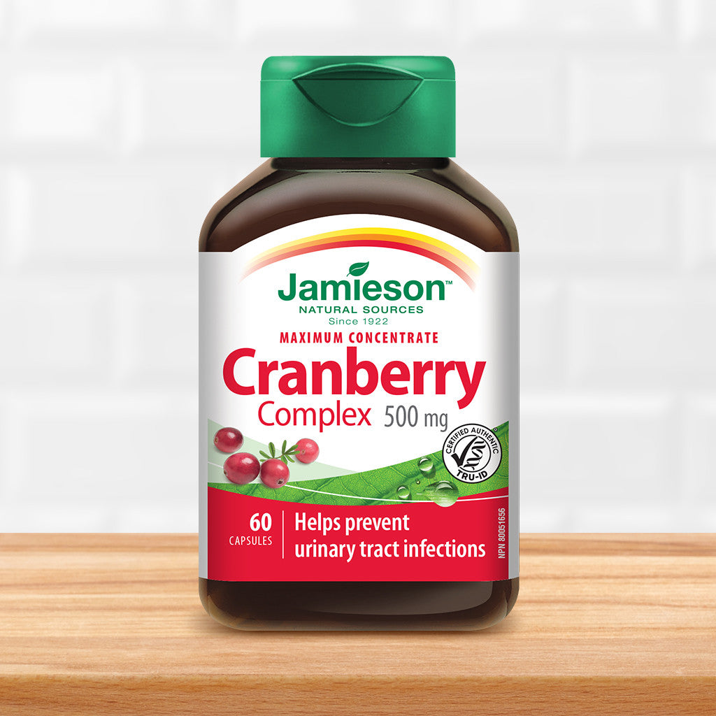 Maximum Concentrate Cranberry Complex 500 mg