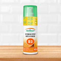 Vitamin D Spray- Natural Orange Flavour
