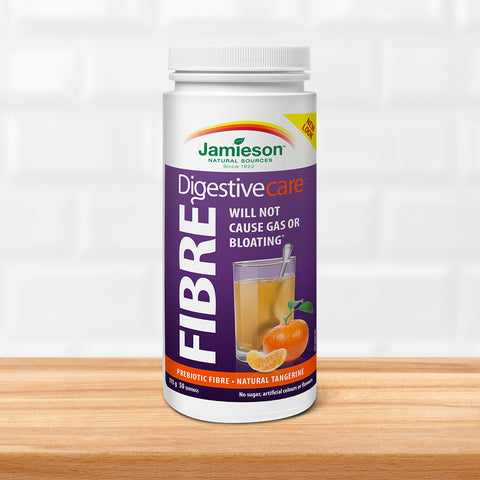 Digestive Care™ Daily Fibre - Natural Tangerine