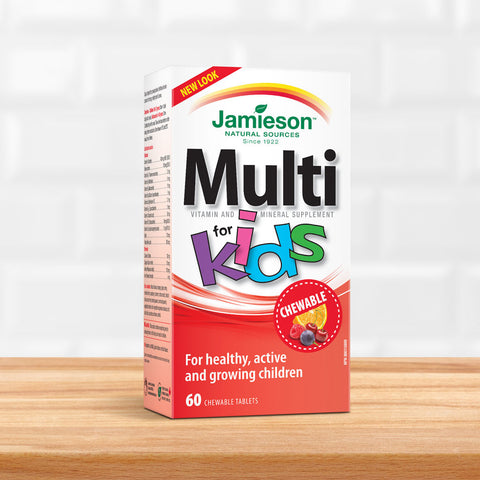 Multivitamin for Kids - Chewable