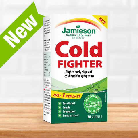 Cold Fighter Softgel