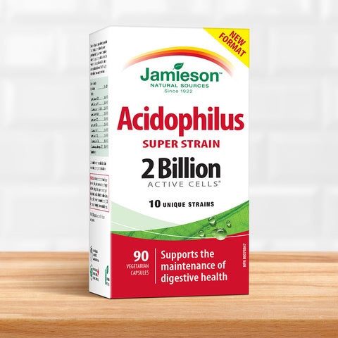 Super Strain Acidophilus