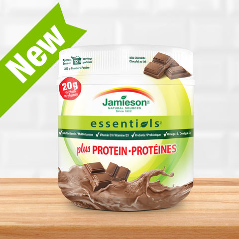 Essential + Protein Milk Chocolate