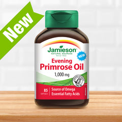 Evening Primrose Oil 1,000 mg