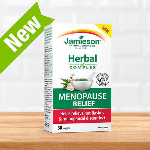 Herbal Complex: Menopause Relief