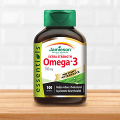 Jamieson's Essential Extra Strength Omega-3 700 mg