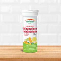 Effervescent Magnesium 200 mg - Citrus Punch