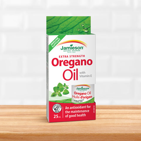 Extra Strength Oregano Oil With Vitamin E
