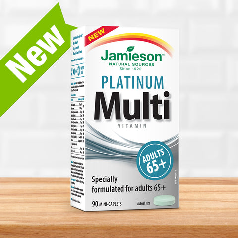 Platinum Multi: Tablet