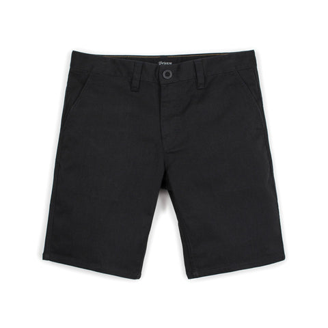 BRIXTON Toil II Hemmed Shorts Black