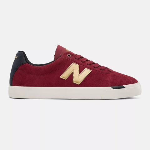 NEW BALANCE 22 Red/Gold