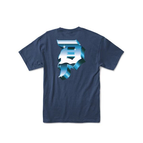 PRIMITIVE Heavyweight Dirty P Tee Harbor Blue