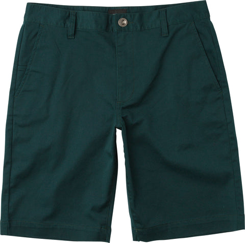 RVCA Week-End Stretch Shorts Dark Forest