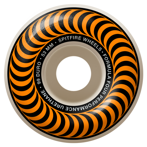 SPITFIRE 53mm Classic Formula Four Wheels