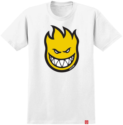 SPITFIRE Youth Bighead Fill Tee White
