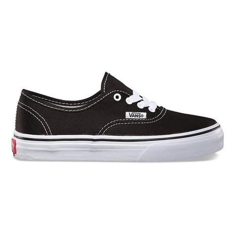 VANS KID'S Authentic Black