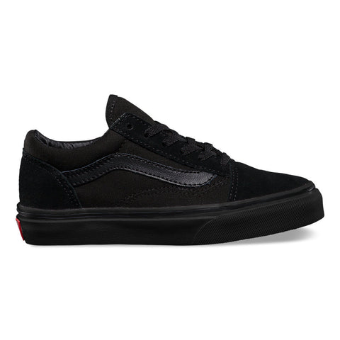 VANS Kid's Old Skool Black/Black
