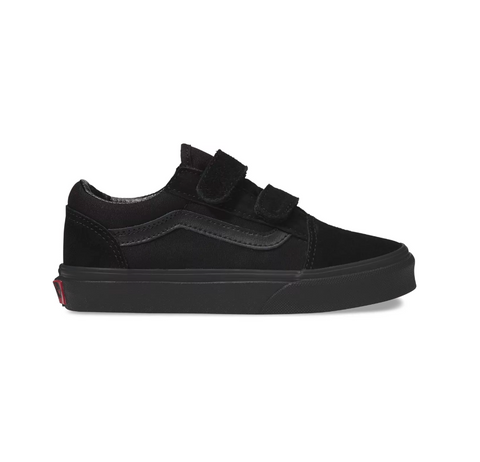 VANS Kid's Old Skool V Black/Black