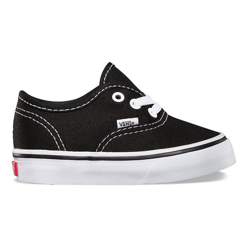 VANS TODDLER Authentic Black