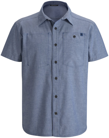 Black Diamond Men's Chambray Modernist Shirt