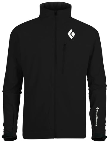 Black Diamond Men's B.D.V. Jacket