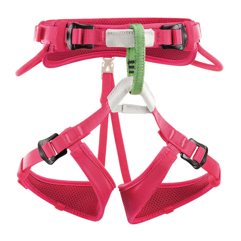Petzl Macchu Children's Climbing Harness