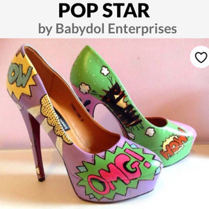 The POP STAR Pump