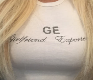 SEXY T Acronym Girlfriend Experience Long Sleeve Tee Shirt