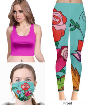BLOSSOM by BABYDOL Leggings