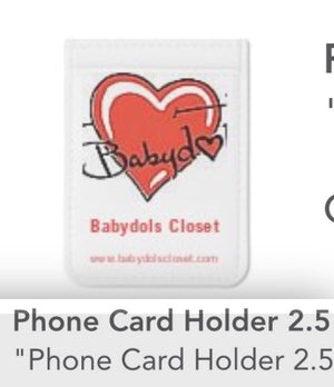 BABYDOL IPhone Card Case Holder