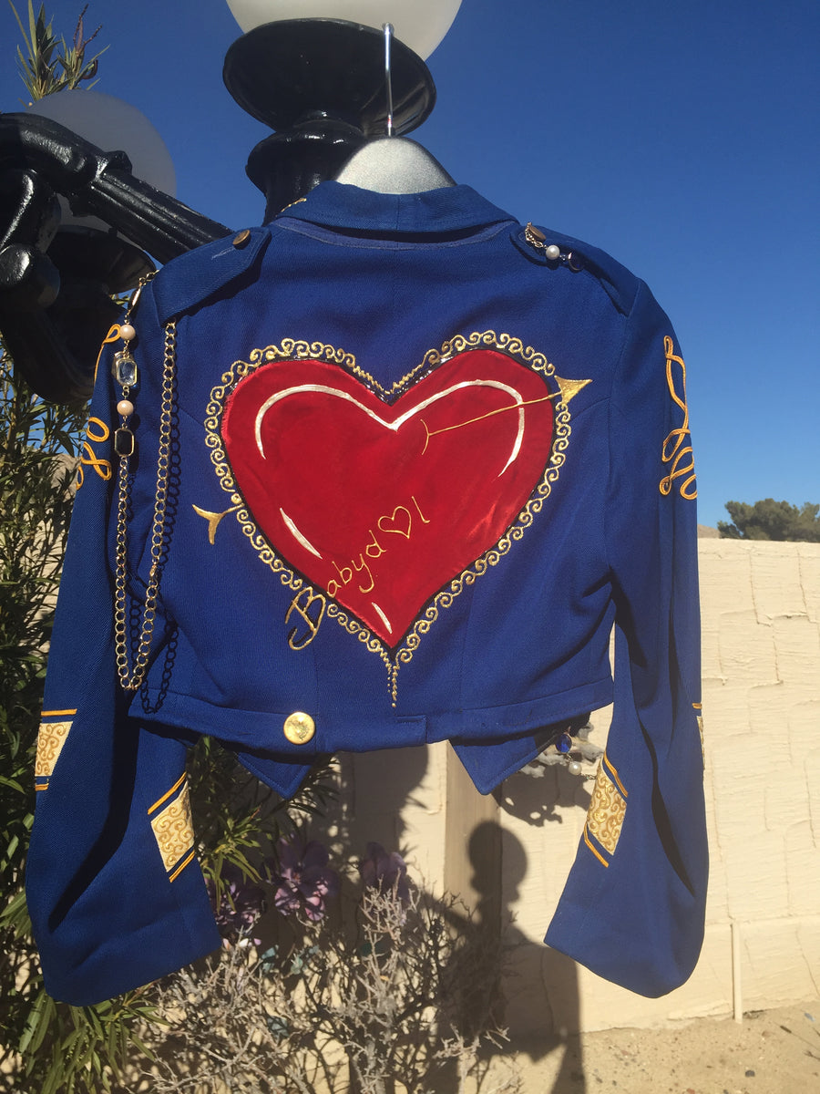 BABYDOL Couture Crop One-of-a-Kind Jacket