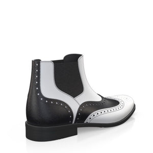 DOMINO MENS Leather Dress Boot