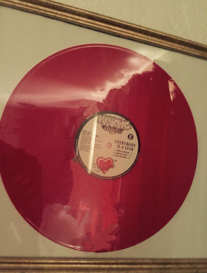 "PINK 33"" Record ""Everybody is a Star"""