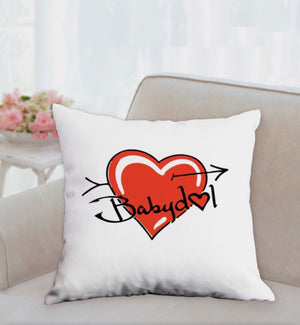 "BABYDOL 16"" Pillow."
