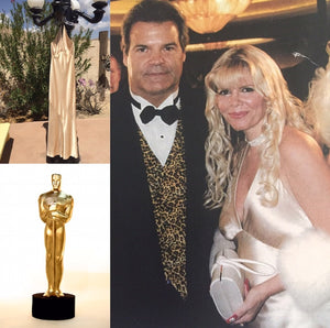 OSCAR Academy Awards DRESS by Carmen Marc Volvo!