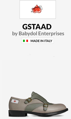GSTAAD Dress Shoe with Monk Strap