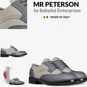MR. PETERSON Leather Dress Shoe