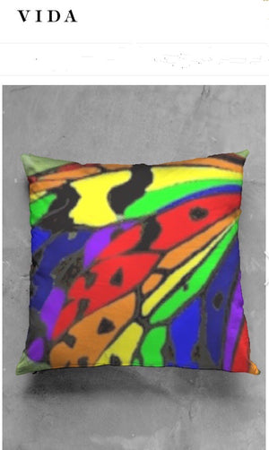 BUTTERFLY Accent Pillow ( large )