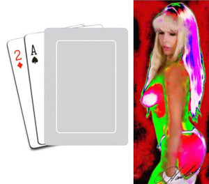 BABYDOL Playing Cards.