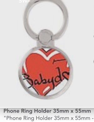 BABYDOL IPhone Case Ring Holder