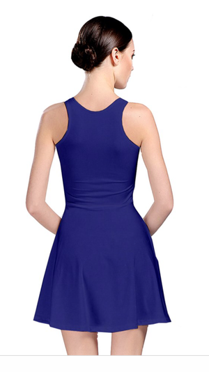 BABYDOL Sleeveless 2-way Reversible Skater Dress