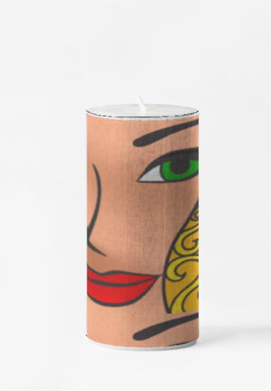 GODDESS Accent Candle Large