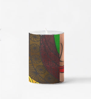 GODDESS Accent Candle Small