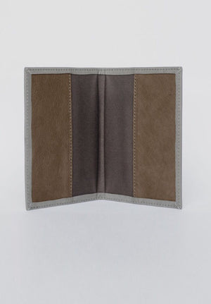 VAMP Leather Passport Case