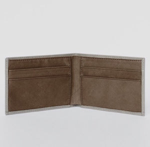 LIPSTICK GIRL Leather Slimfold Wallet