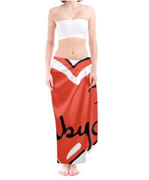 BABYDOL Sarong Silk Cover-Up